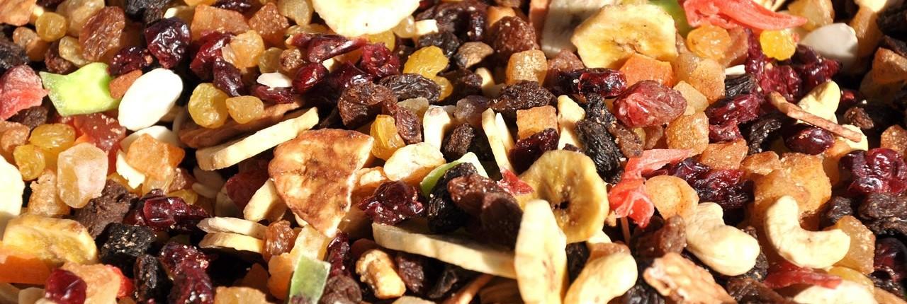 fruit voor granola